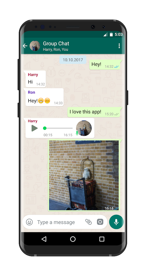 WhatsFake (Create Fake Conversations) 1 0 2 APK Download