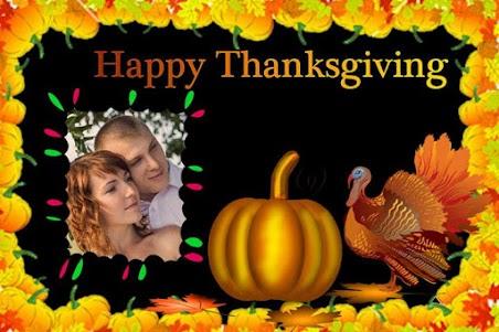 Thanksgiving Photo Frames 1.0 screenshot 5