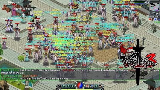 Vo Lam 1.18 screenshot 5