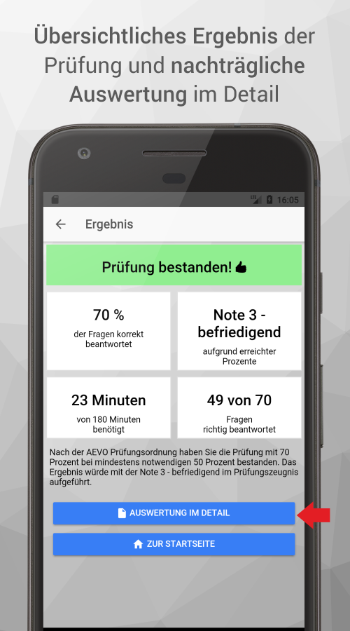 AEVO-Held Prüfungsvorbereitung 1.5.0 APK Download - Android ...