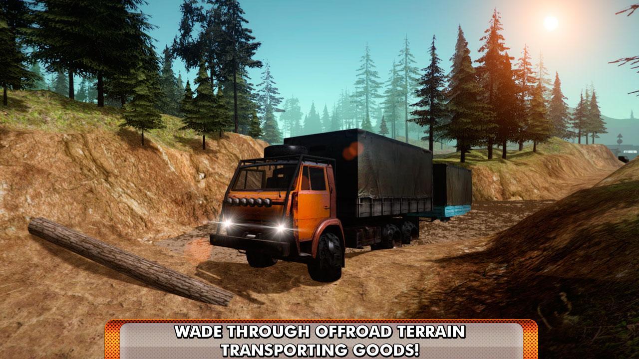 download euro truck simulator 3d