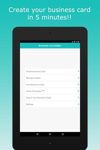 Business Card Maker 2 5 APK