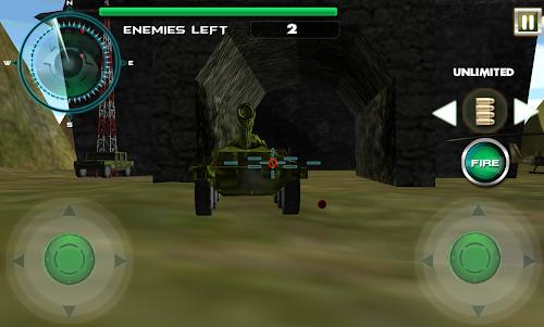 Borderlines Tank Battles Arena 1.1 screenshot 4