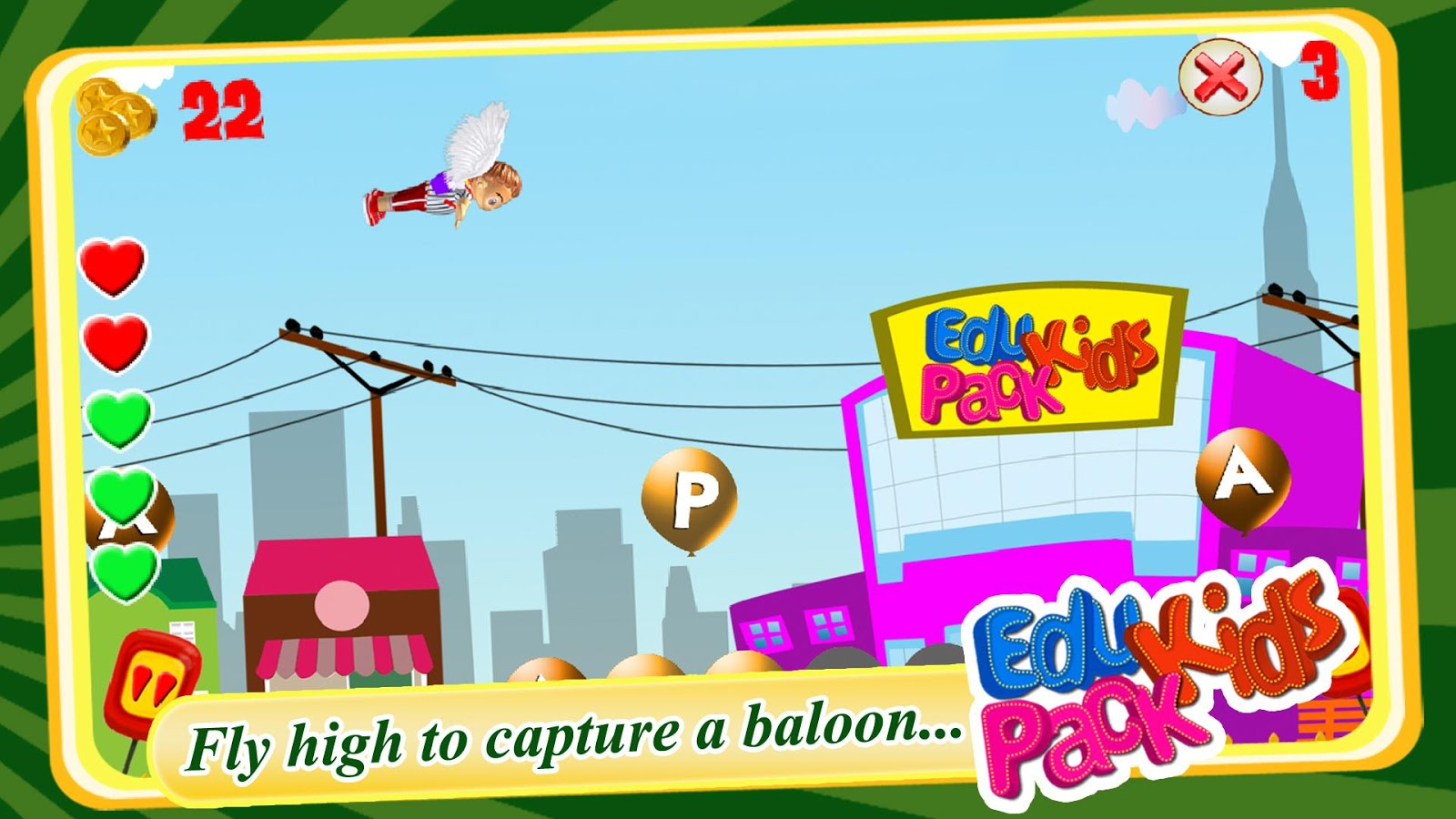 Edu Kids English Learning Game 1.1 APK Download - Android ...