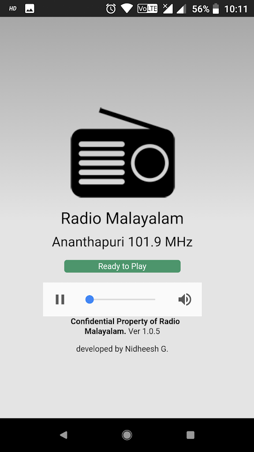 Radio Malayalam 1 1 2 APK Download - Android Entertainment Apps