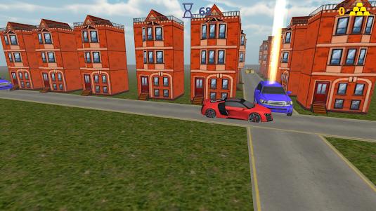 Just Car Crash 3D 1.0 screenshot 1