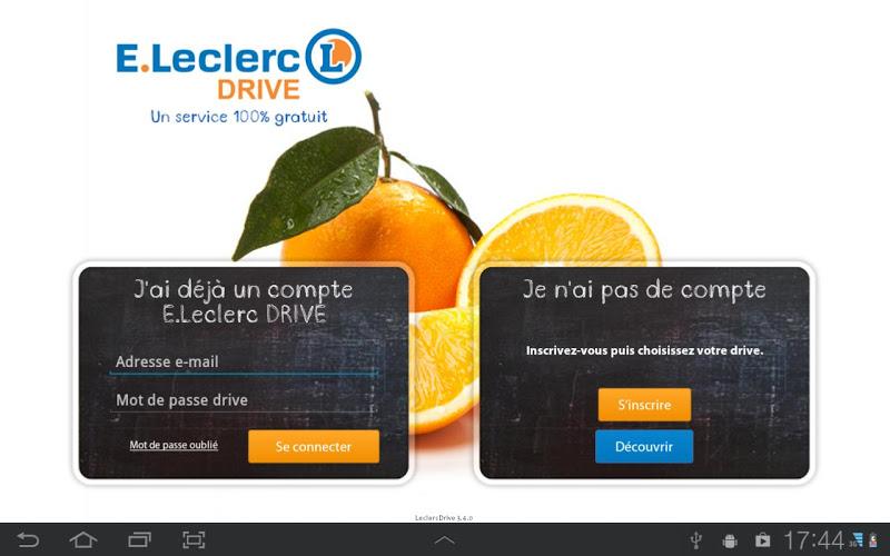 Leclercdrive 7 1 1 apk Leclerc drive vitry sur seine