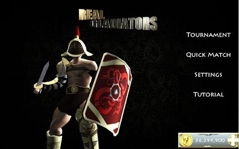 Real Gladiators 1.0.1 screenshot 9