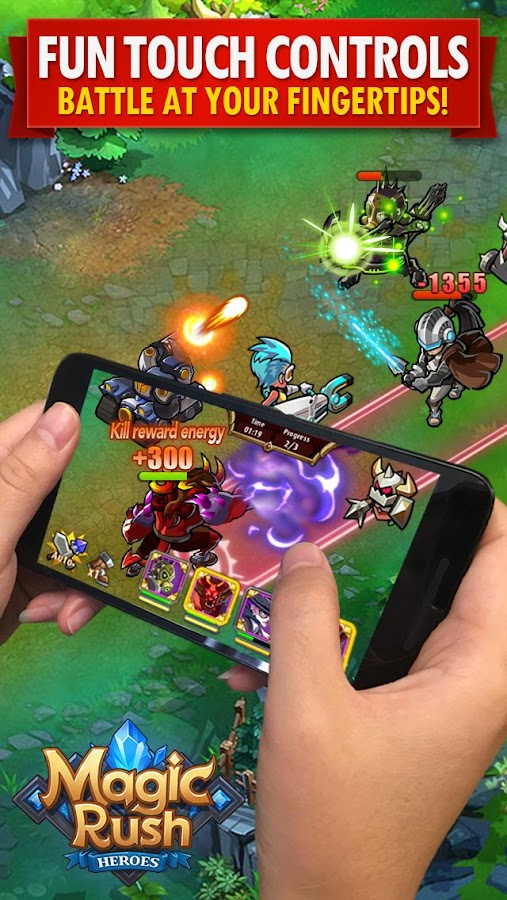 com moonton magicrush 1 1 226 APK Download - Android Role Playing Games