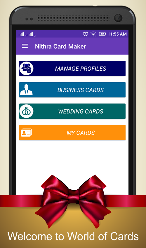 Card Maker Business Wedding 2 4 Apk Download Android