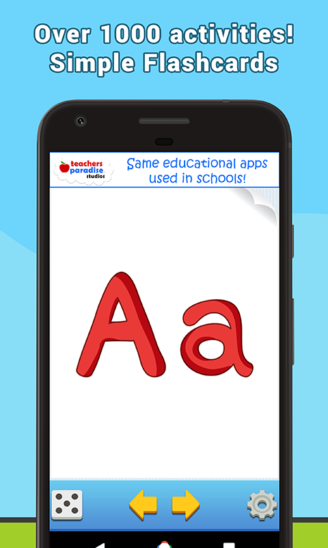 ABC Flash Cards Game for Kids & Adults 22 screenshot 1 ...