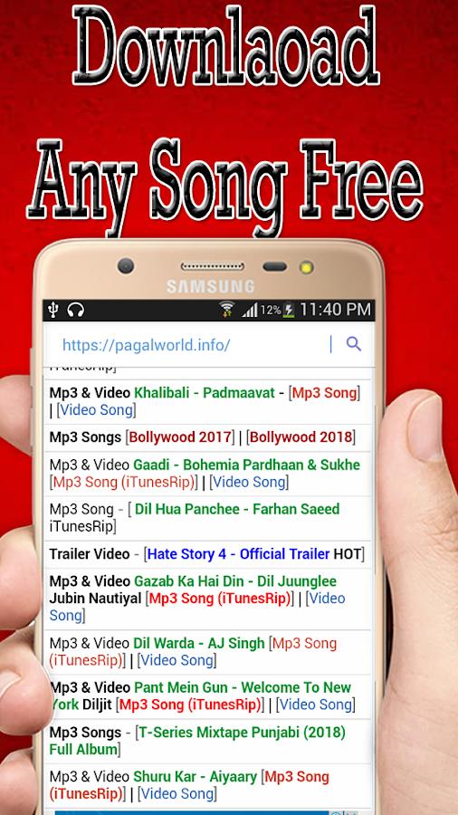 SongsCloud: Mp3 Music & HD Video Songs Downloader 1 0 APK