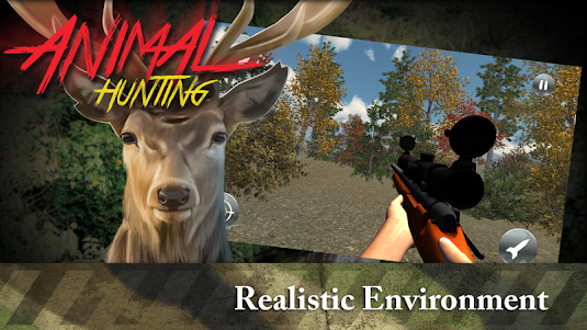 Animal Hunting 3D 1.1 screenshot 3