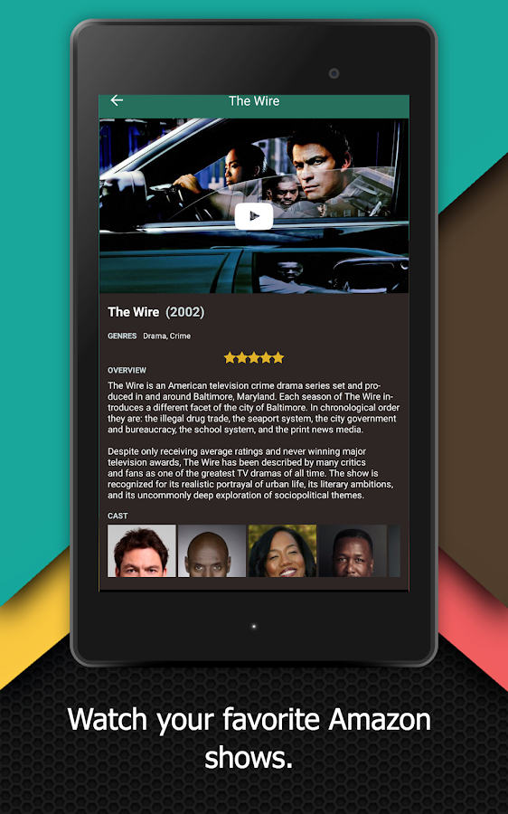 What\'s on Amazon Prime Video 2.7 APK Download - Android ...