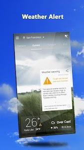 GO Weather - Widget, Theme, Wallpaper, Efficient 6.155 screenshot 7