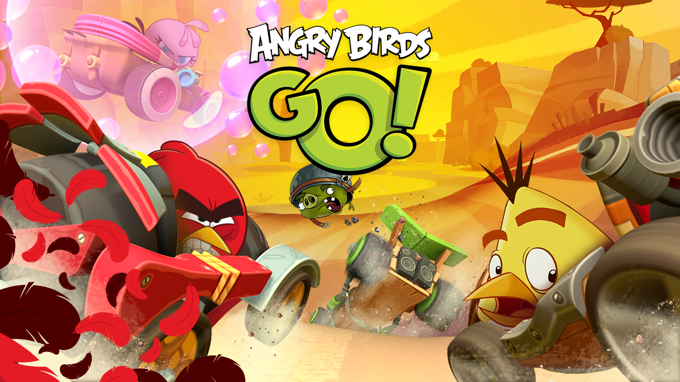 Angry Birds Go! 2 9 1 APK + OBB (Data File) Download