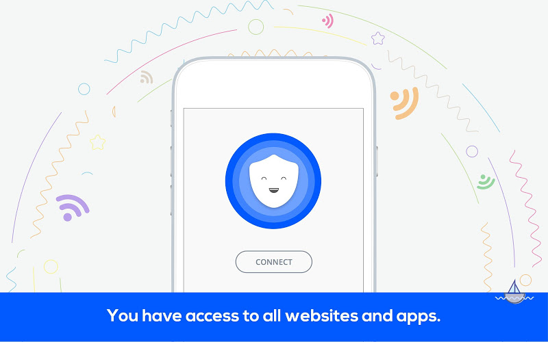 Betternet : Unlimited Free VPN 3 6 3 screenshot 4
