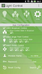 A.A.G. Stucchi Light Conrol 5.1 screenshot 1