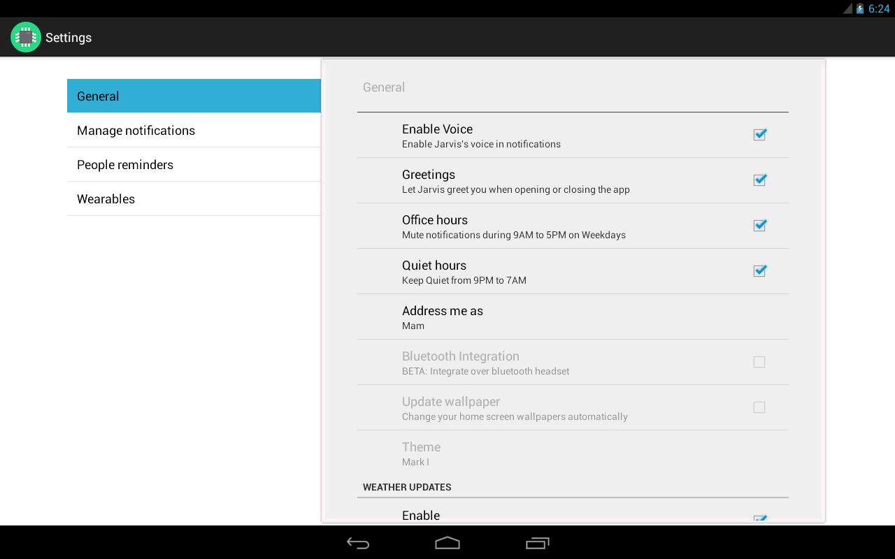 Jarvis - My Personal Assistant APK Download - Android