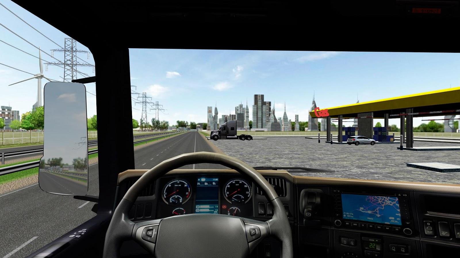 American Truck Simulator 2015 APK Download - Android