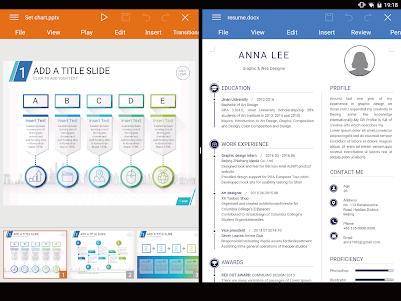 WPS Office - Word, Docs, PDF, Note, Slide & Sheet 11.3 screenshot 9