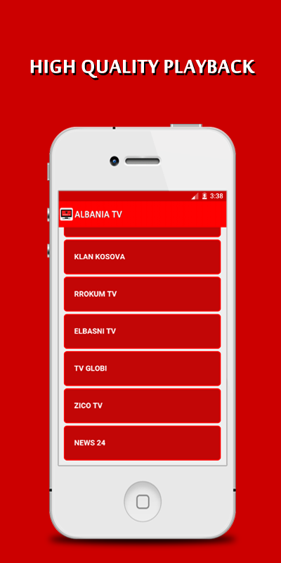 Albanian TV 2 0 APK Download - Android Entertainment Apps