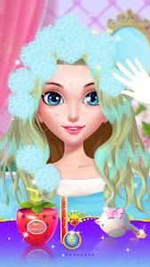 Princess Beauty Salon - Birthday Party Makeup 2.2.3189 screenshot 21