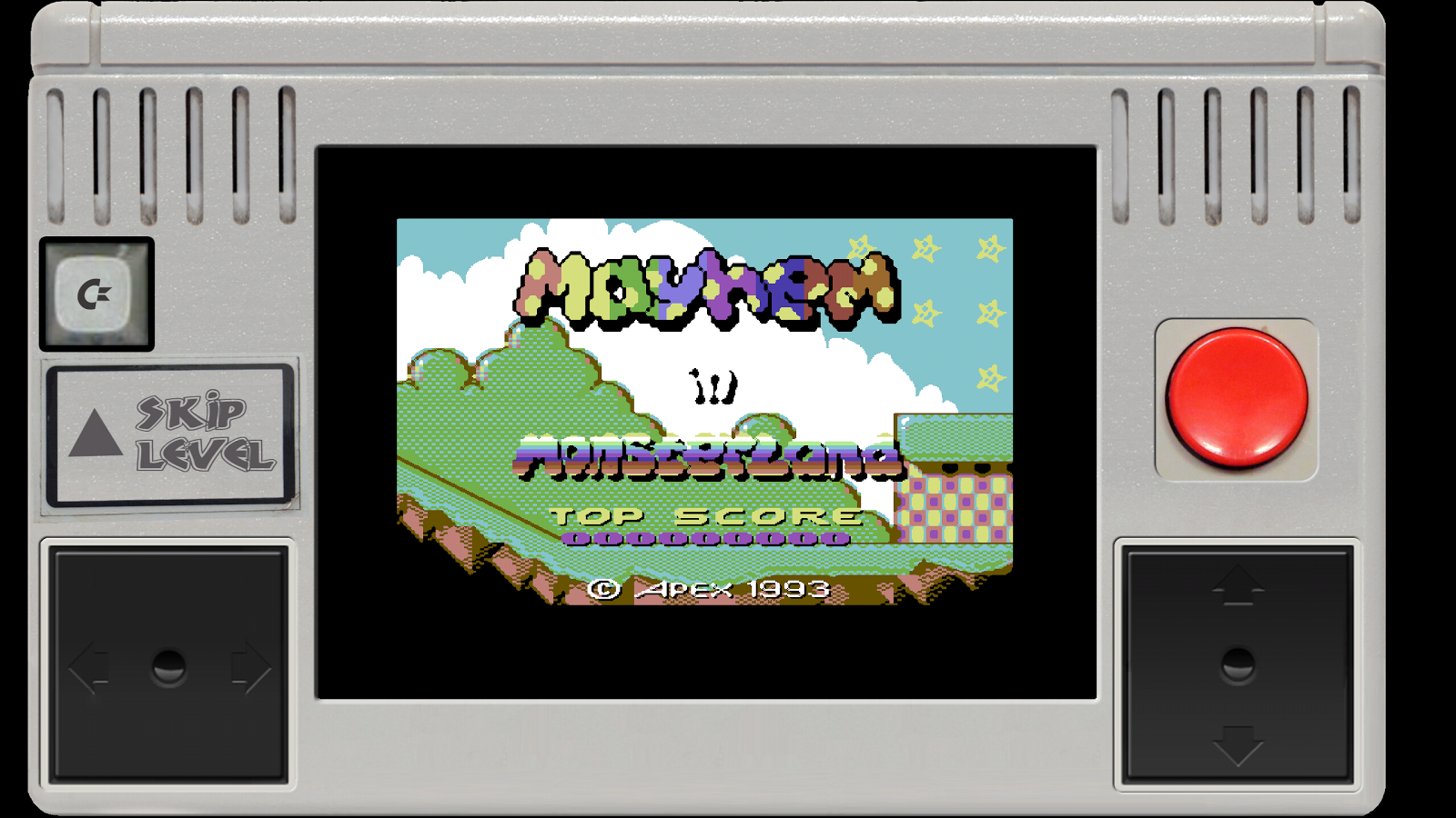 Mayhem in Monsterland (C64) 1 0 APK Download - Android Arcade Games
