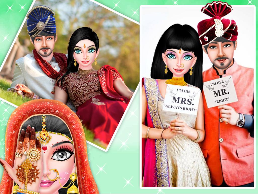 Indian Wedding Girl Luxury Arranged Marriage 1.0 APK Download ...