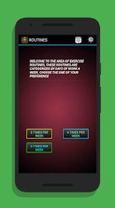 GYM Complete Guide 2.2 screenshot 5