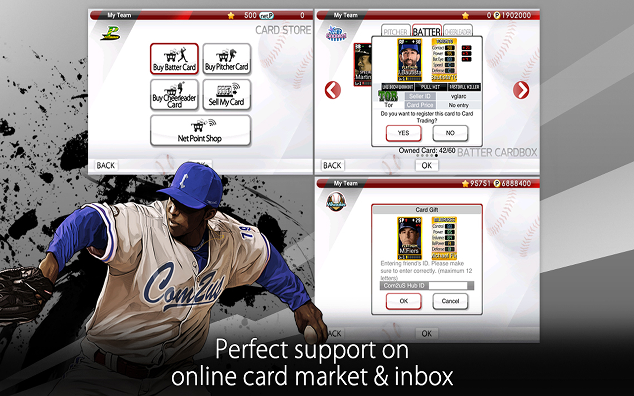9 Innings: 2016 Pro Baseball 6 0 7 APK Download - Android