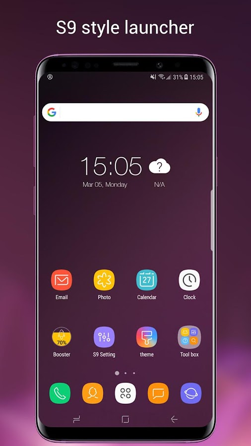 com s9launcher galaxy launcher 3 5 APK Download - Android cats  Apps