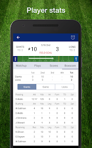 49ers Football: Live Scores, Stats, Plays, & Games 7.8.9 screenshot 11