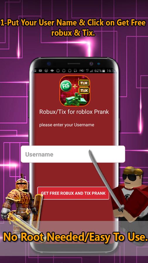 New Free Instant Robux Simulator-Roblox Promo Code 1 0 APK