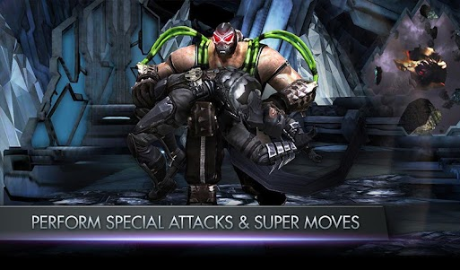 Injustice: Gods Among Us  screenshot 4