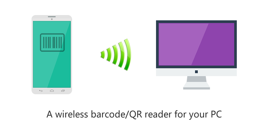 Wireless Barcode Scanner 1 1 APK Download - Android Tools Apps