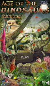 Hidden Mahjong: Jurassic Dinos 1.0.7 screenshot 2