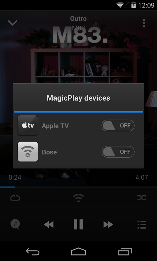 MagicPlay: AirPlay for Android 1 1 4 APK Download - Android