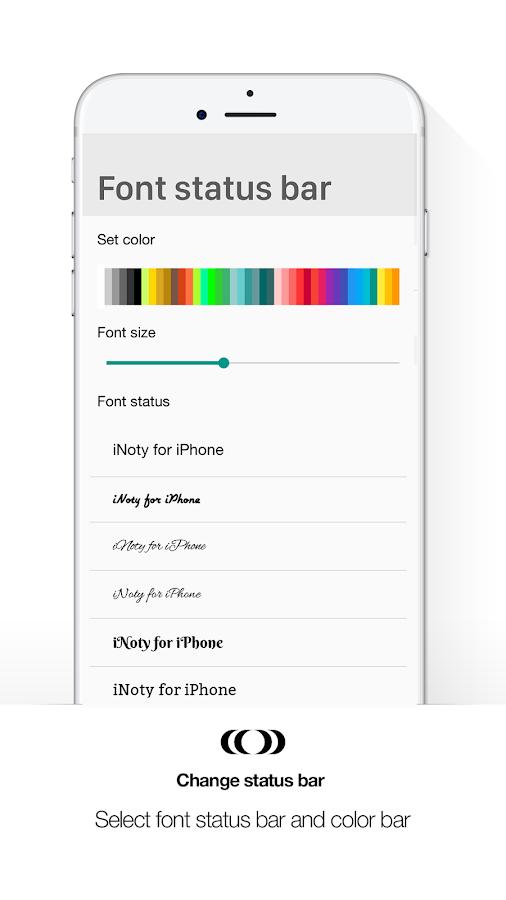 دانلود iNotify: Control Panel OS 11 (Music Control) 12 0