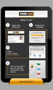Champcash Earn Money Free 2.2.12 screenshot 12