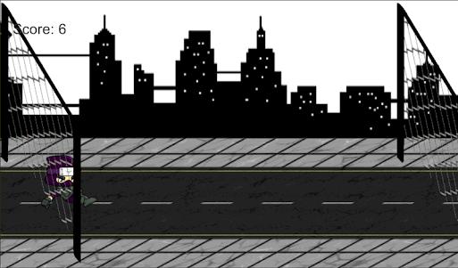 Ninja Run 1.1 screenshot 2
