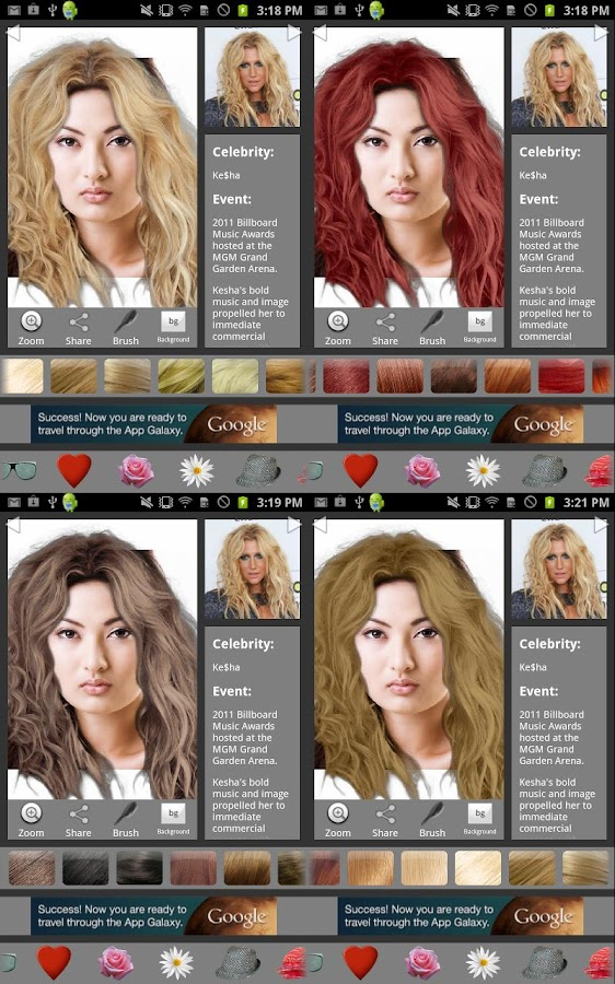 Ultimate Hairstyle Try On 24 Apk Download Android Lifestyle Apps
