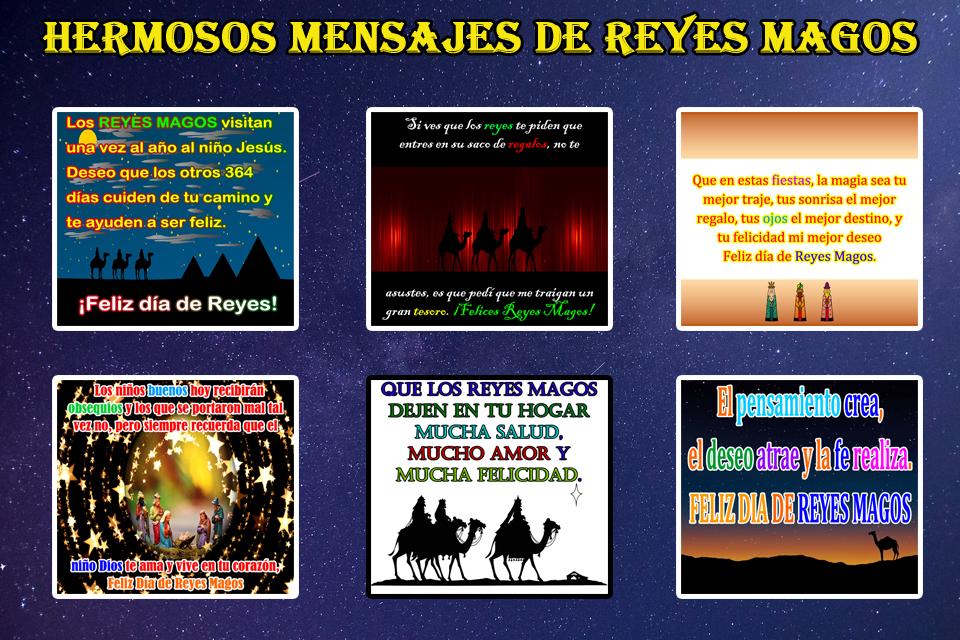 Imágenes De Reyes Magos Frases 10 Apk Download Android
