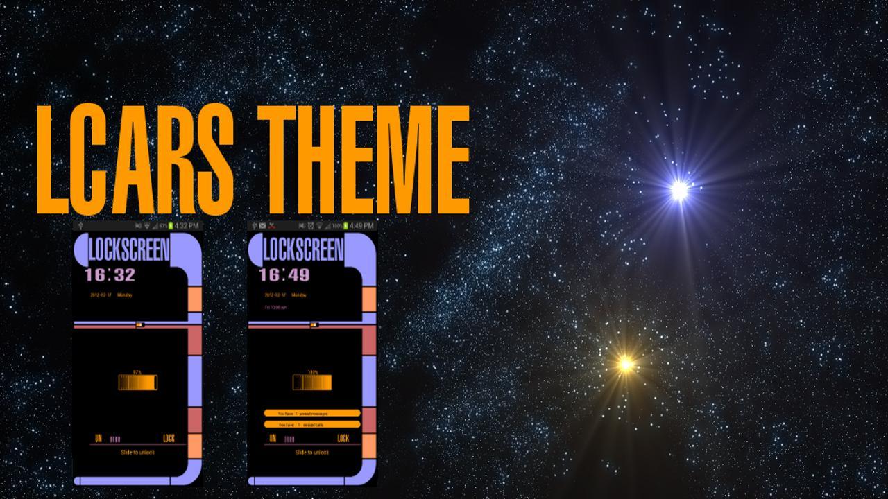 LCARS Star Trek:TNG Go Locker 1 1 APK Download - Android