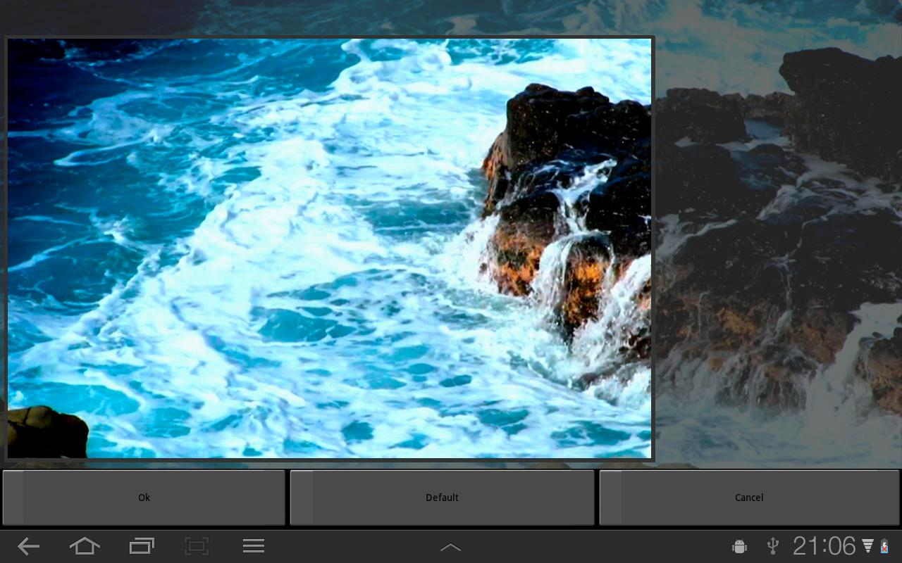 Ocean Waves Live Wallpaper Apk Download Android Personalization Apps