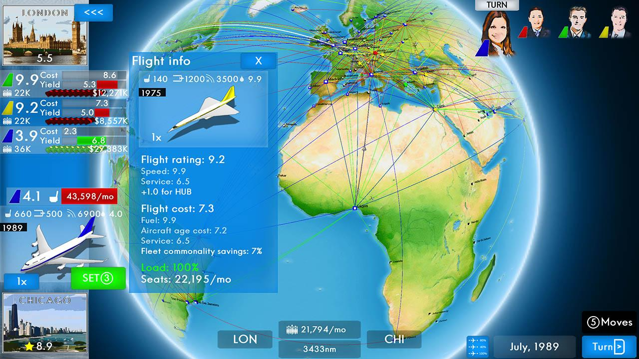 Airline Director 2 Tycoon Game 1 3 0 APK Download - Android