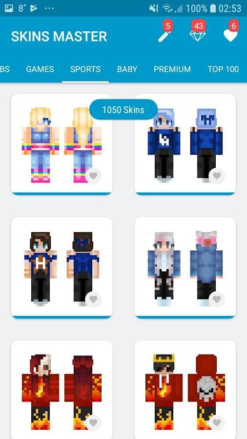 Skins MASTER For Minecraft PE APK Download Android - Skins para minecraft pe hitler