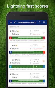 49ers Football: Live Scores, Stats, Plays, & Games 7.8.9 screenshot 1