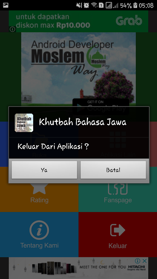 Khutbah Bahasa Jawa 1 1 Apk Download Android Books