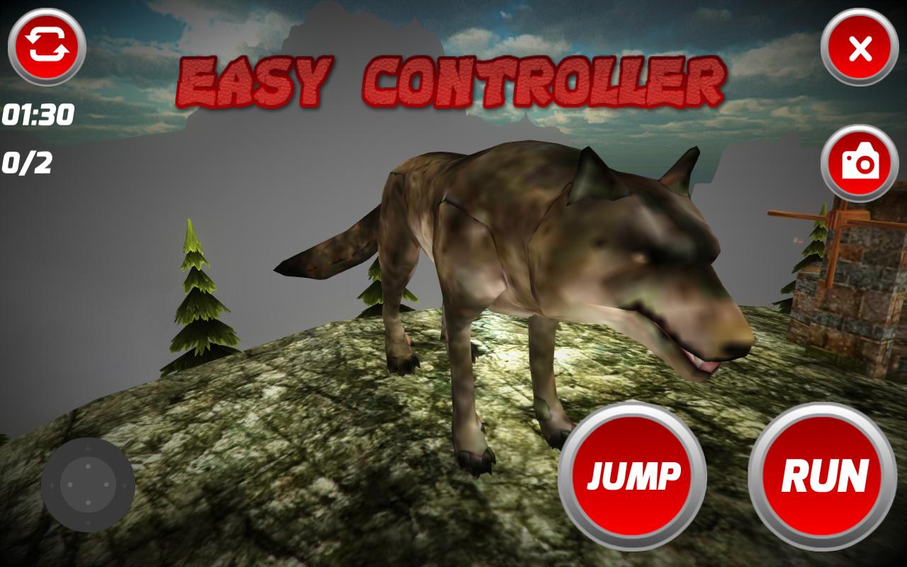 Ultimate wolf simulator 1 0 1 apk | Ultimate Wolf Simulator